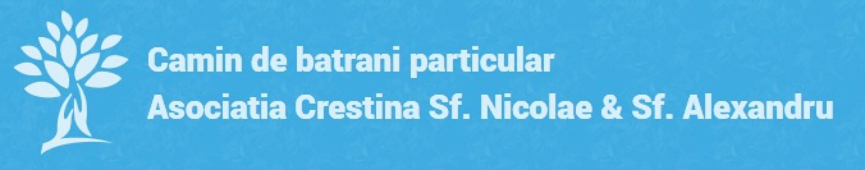 Asociația Creștină Sf. Nicolae și Sf. Alexandru, căminul de bătrâni în București