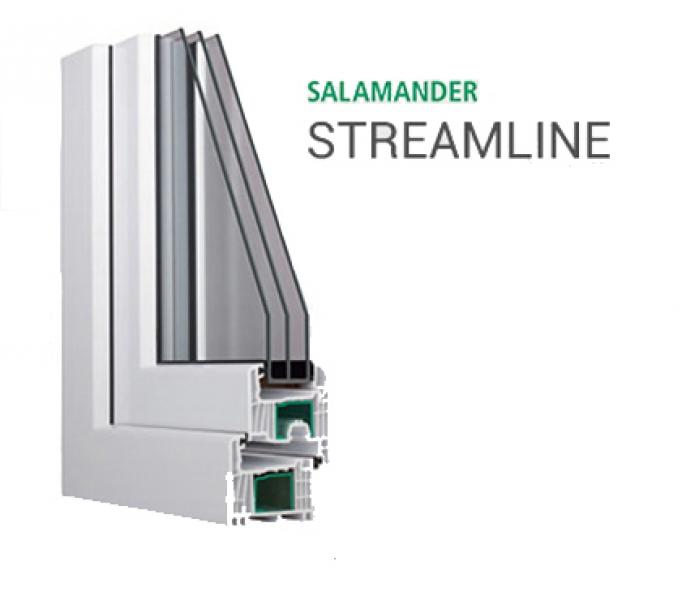 Salamander Streamline - profilul calitatii PVC