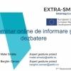 ADR BI a organizat a treia întâlnire cu stakeholderii proiectului EXTRA-SMEs