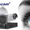 Eyecam, Aevision, Hikvision, Dahua - Camere IP de top la 1CCTV