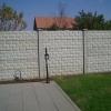 Gardul din beton, alegerea ideala pentru proprietarii  care isi doresc locuinte